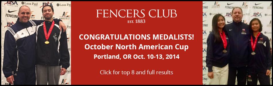 Fencers Club Est 1883